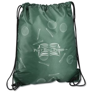 Sports League Drawcord Sportpack - Golf Main Image