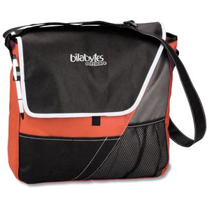 Accent Messenger Bag - 24 hr Main Image