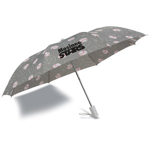 Sports League Auto Open Umbrella - Baseball - Closeout Main Image