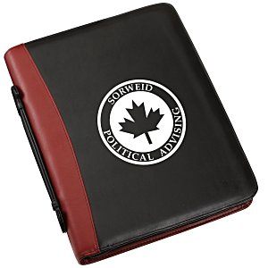 Conference Ring Folio - Screen - 24 hr Main Image