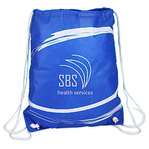 Splash Drawstring Sportpack - 24 hr
