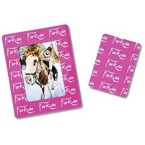 Bic Magnetic Photo Frame - Rectangle - Colors Main Image