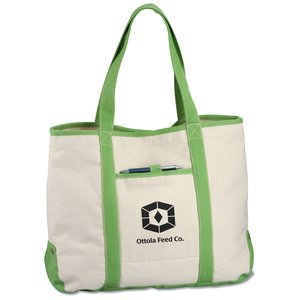Topsail Recycled Cotton Tote Main Image
