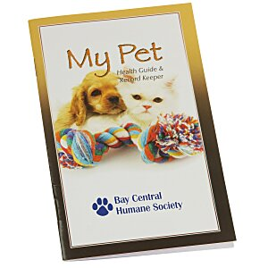 Better Book – My Pet's Health Main Image