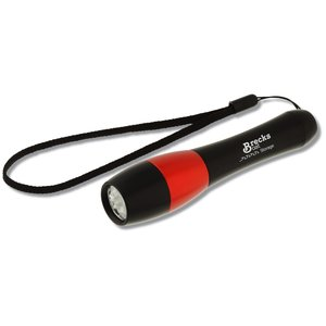 Color Band LED Flashlight Main Image