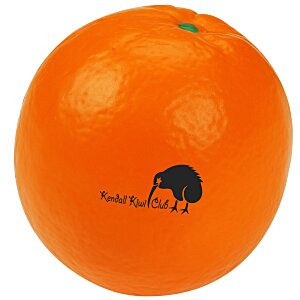 Orange Stress Reliever Main Image