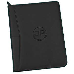 Pedova Zippered Padfolio Main Image