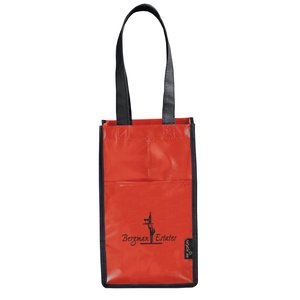 Laminated Compartment Tote