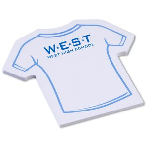 Post-it® Custom Notes - Shirt - 25 Sheet - Stock Design 1 Main Image