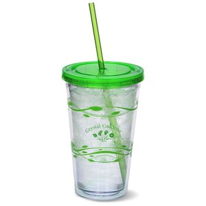 Fluttery Color Scheme Spirit Tumbler - 16 oz.