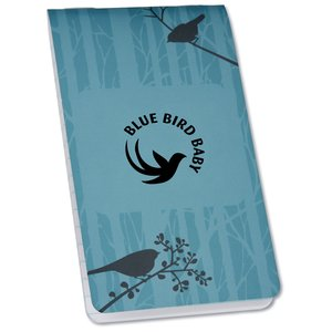 Full Color Memo Book - Birds Main Image