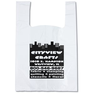 "T-Shirt Bag - 18"" x 12"" Main Image"