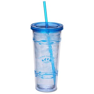 Fluttery Color Scheme Spirit Tumbler - 20 oz. Main Image