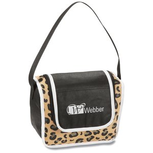 Printed Poly Pro Lunch Box - Leopard Main Image