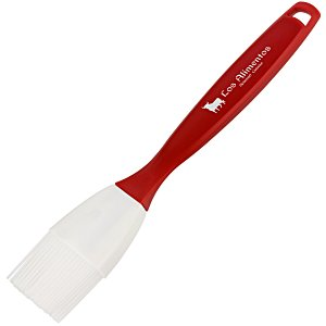 Vivid Color Silicone Basting Brush - Opaque Main Image