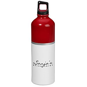 Color Flash Aluminum Sport Bottle - 25 oz. Main Image