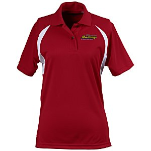 Raglan Sport Polo - Ladies' Main Image