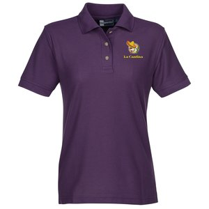 Blue Generation Teflon Treated Polo - Ladies'