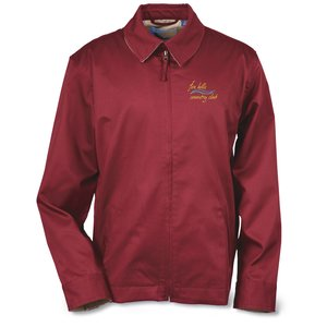Blue Generation Teflon Twill Jacket - Men's - Closeout