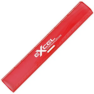 "Leading Edge Ruler 12"" - Translucent"