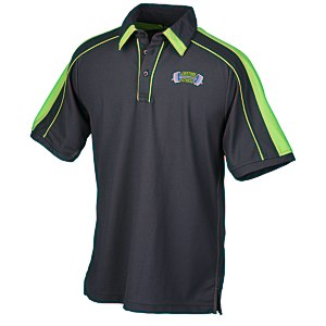 North End Sport Polyester Pique Polo - Men's Main Image