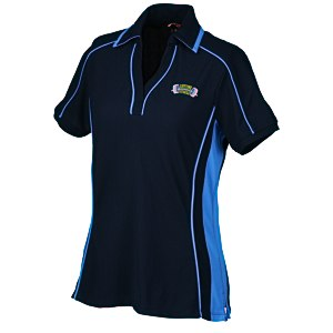 North End Sport Polyester Pique Polo - Ladies'