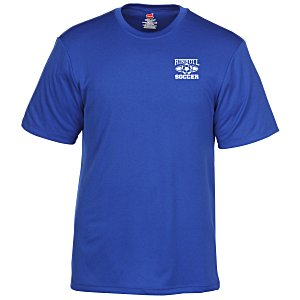Hanes 4 oz. Cool Dri T-Shirt - Men's - Screen Main Image