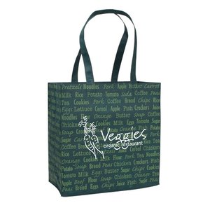 Printed Market Tote - Closeout