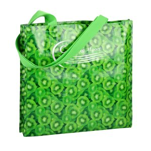 PhotoGraFX Scapes Gusseted Tote - Fruit - Closeout Main Image
