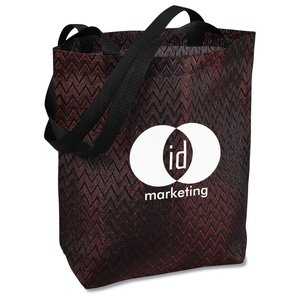 Mercado Gusseted Tote - Closeout Main Image