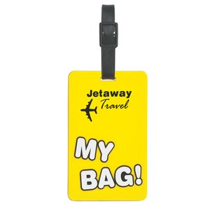 My Bag! Luggage Tag - Closeout Main Image