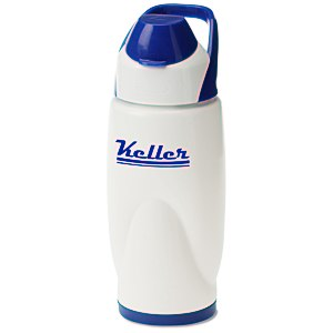 Colorful Flip Top Bottle with Carry Handle - 22 oz. Main Image