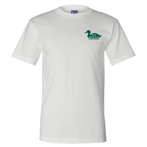 Bayside Union Made T-Shirt - White Main Image