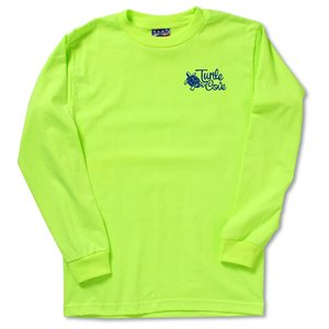 Bayside Union Made LS T-Shirt - Colors