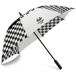 "Racer Umbrella - 58"" Arc - Closeout Main Image"