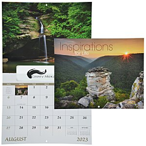 Inspirations for Life Calendar - Window Main Image