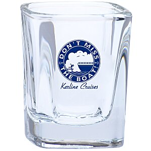 Square Shot Glass - 2 oz. Main Image