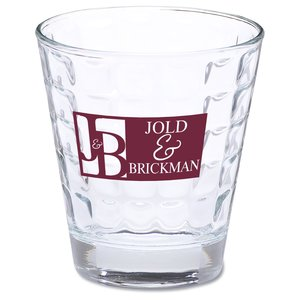 Squared Design Beverage Glass - 11-3/4 oz. Main Image