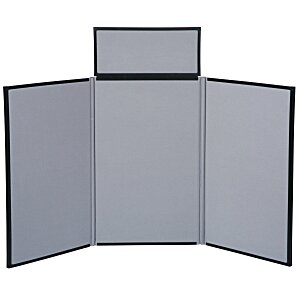 Fold N Go Tabletop Display - 4' - Blank