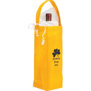Non-woven Bottle Tote - Closeout