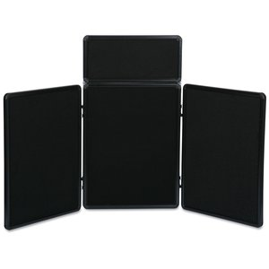Show 'N' Fold Tabletop Display - 4' - Blank Main Image