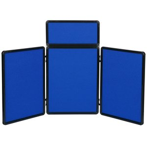 Show N Write Tabletop Display - 4' - Blank