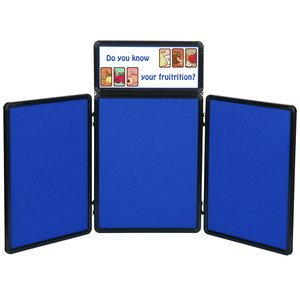 Show N Write Tabletop Display - 4' - Header