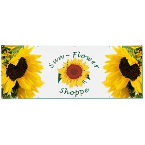 Value Outdoor Banner - 3' x 8' Main Image