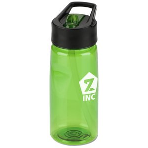 Notched Tritan Sport Bottle with Loop - 19 oz. Main Image