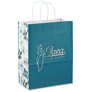 Fashion Paper Shopper - Floral Main Image
