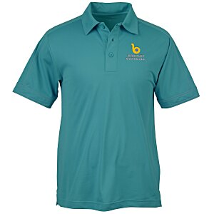 Contrast Stitch Micropique Polo - Men's Main Image