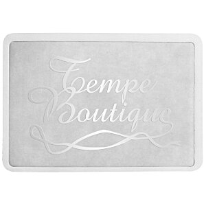"Embossed Seal by the Roll - Rectangle - 1-1/2"" x 2"""