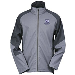 Ultra Club Adult Soft Shell Jacket Main Image