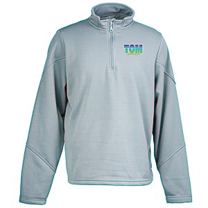 Adult Cool & Dry Sport 1/4-Zip Fleece - Embroidered Main Image